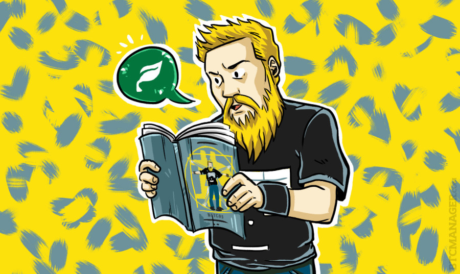 BitGive-Auctions-First-BTC-Comic