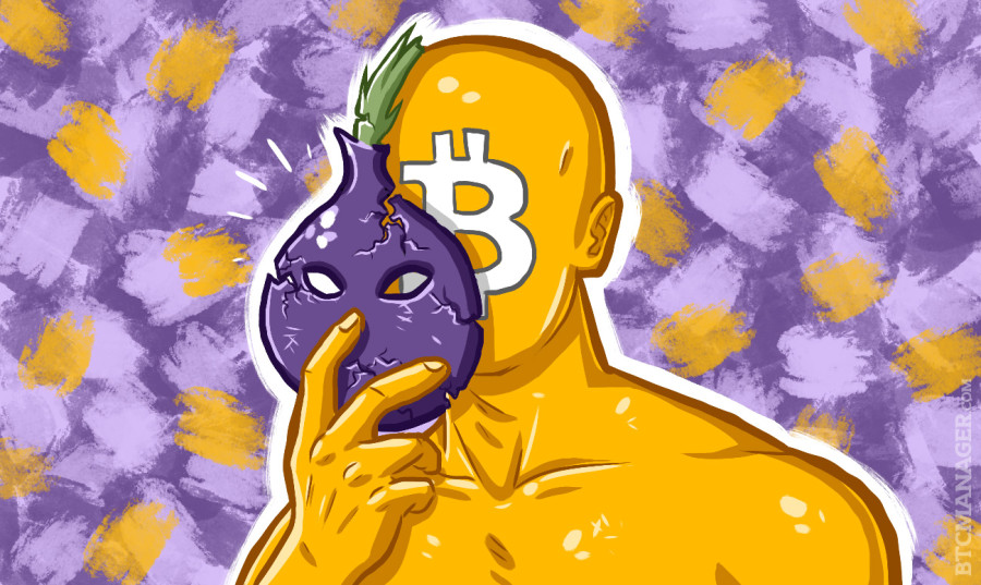 Bitcoin-is-not-anonymous-Tor