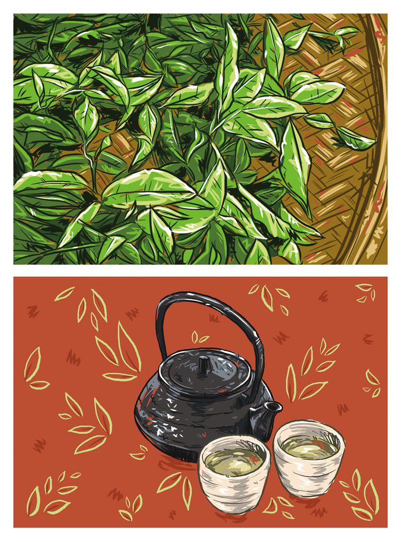 Foodie: It's tea time, by Tina Mailhot-Roberge