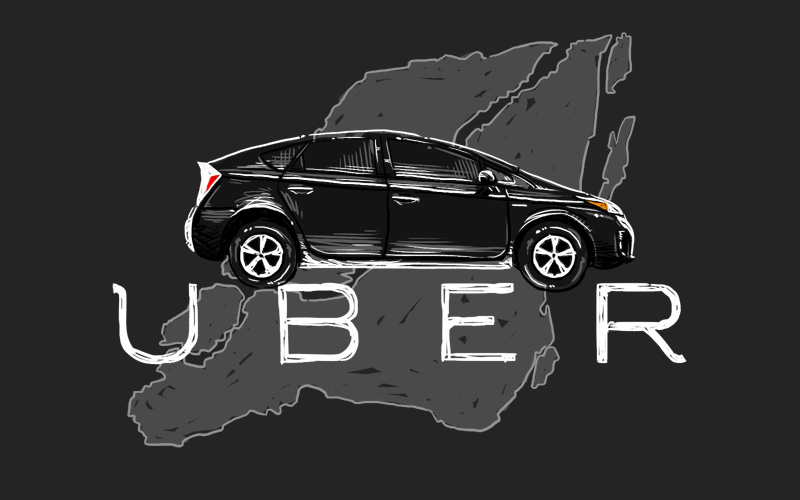 Uber Review and Promo Code Montreal