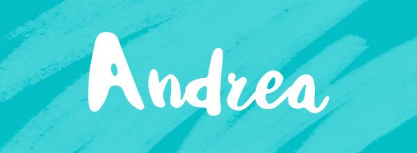 script-font-Andrea