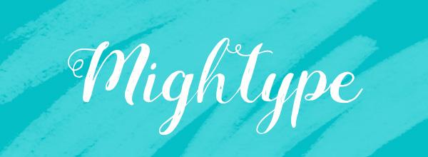 script-font-mightype