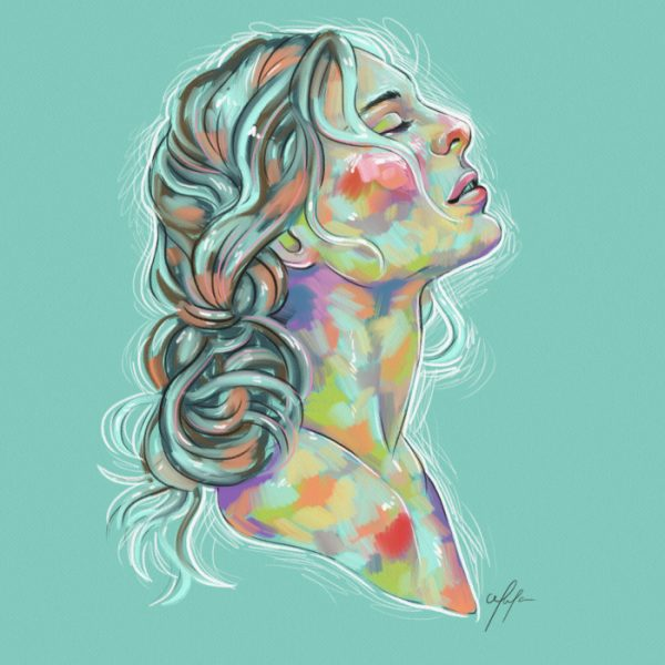 Rainbow Girl XXI