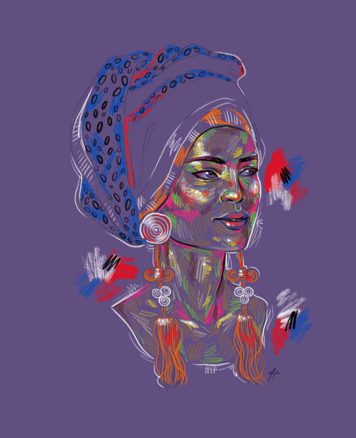 Rainbow Girl XXIII