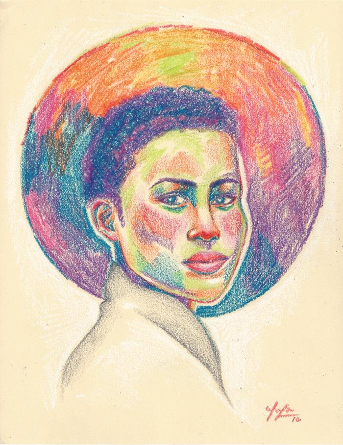 Rainbow Girl XXX