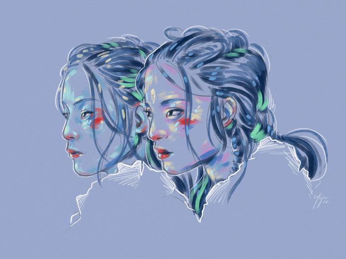 Rainbow Girls XXXII