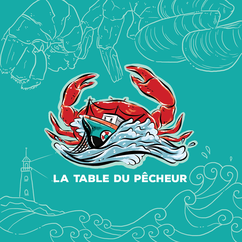 La Table du Pêcheur - Fisherman's Table