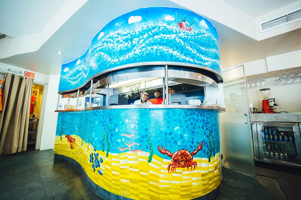 La Table du Pêcheur Restaurant - Fisherman's Table