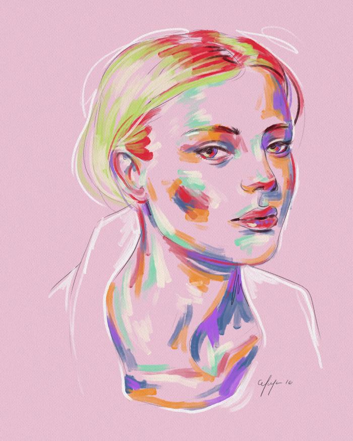 Rainbow Girl 31