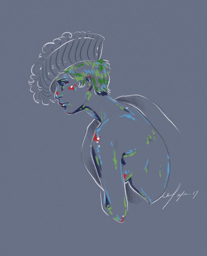Rainbow Girl 33